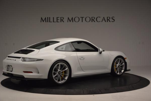Used 2016 Porsche 911 R for sale Sold at Bugatti of Greenwich in Greenwich CT 06830 9