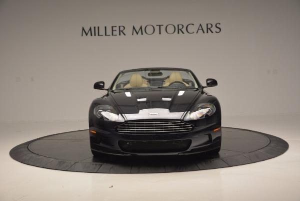 Used 2012 Aston Martin DBS Volante for sale Sold at Bugatti of Greenwich in Greenwich CT 06830 12