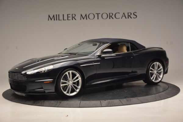 Used 2012 Aston Martin DBS Volante for sale Sold at Bugatti of Greenwich in Greenwich CT 06830 14