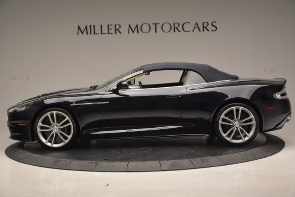 Used 2012 Aston Martin DBS Volante for sale Sold at Bugatti of Greenwich in Greenwich CT 06830 15