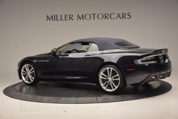 Used 2012 Aston Martin DBS Volante for sale Sold at Bugatti of Greenwich in Greenwich CT 06830 16
