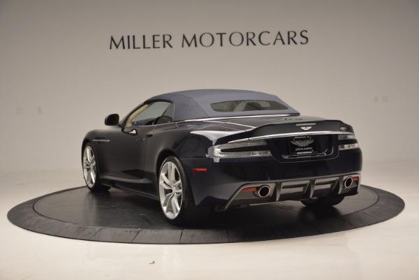 Used 2012 Aston Martin DBS Volante for sale Sold at Bugatti of Greenwich in Greenwich CT 06830 17