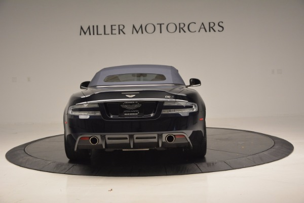 Used 2012 Aston Martin DBS Volante for sale Sold at Bugatti of Greenwich in Greenwich CT 06830 18