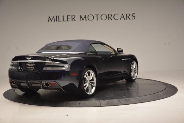 Used 2012 Aston Martin DBS Volante for sale Sold at Bugatti of Greenwich in Greenwich CT 06830 19