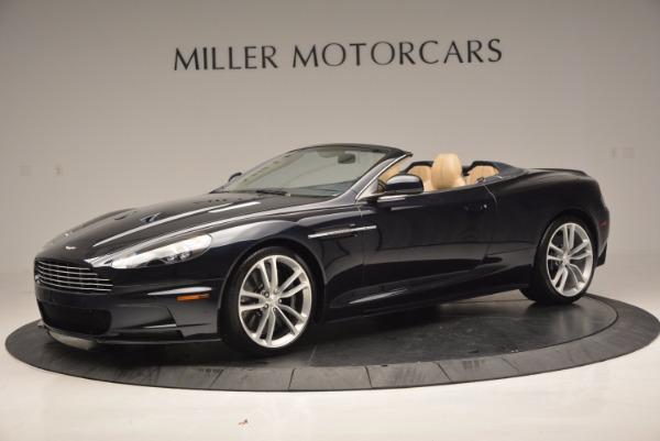 Used 2012 Aston Martin DBS Volante for sale Sold at Bugatti of Greenwich in Greenwich CT 06830 2
