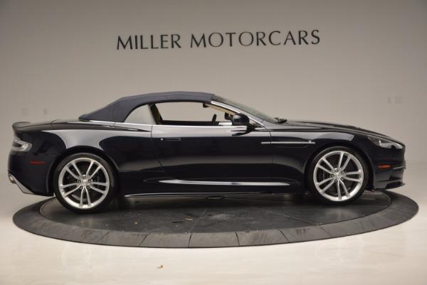 Used 2012 Aston Martin DBS Volante for sale Sold at Bugatti of Greenwich in Greenwich CT 06830 21