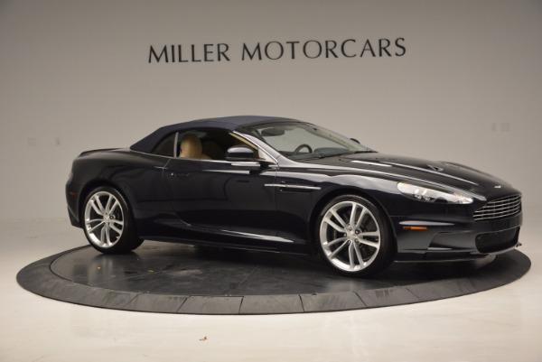 Used 2012 Aston Martin DBS Volante for sale Sold at Bugatti of Greenwich in Greenwich CT 06830 22