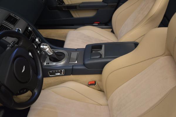 Used 2012 Aston Martin DBS Volante for sale Sold at Bugatti of Greenwich in Greenwich CT 06830 26