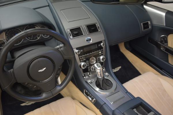 Used 2012 Aston Martin DBS Volante for sale Sold at Bugatti of Greenwich in Greenwich CT 06830 27