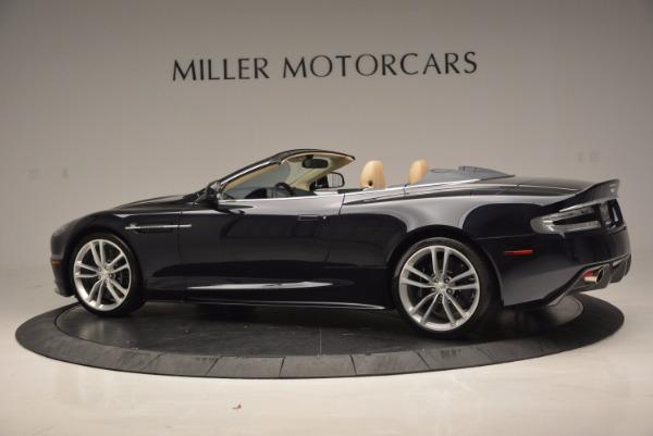 Used 2012 Aston Martin DBS Volante for sale Sold at Bugatti of Greenwich in Greenwich CT 06830 4