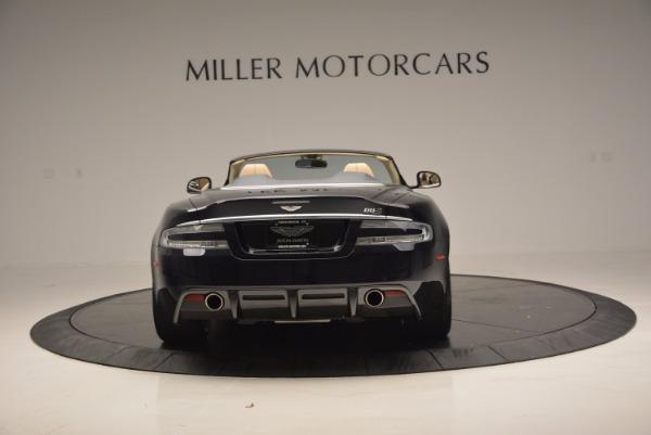 Used 2012 Aston Martin DBS Volante for sale Sold at Bugatti of Greenwich in Greenwich CT 06830 6