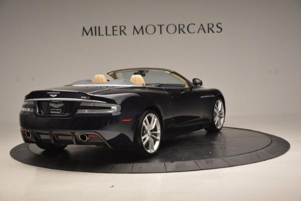 Used 2012 Aston Martin DBS Volante for sale Sold at Bugatti of Greenwich in Greenwich CT 06830 7
