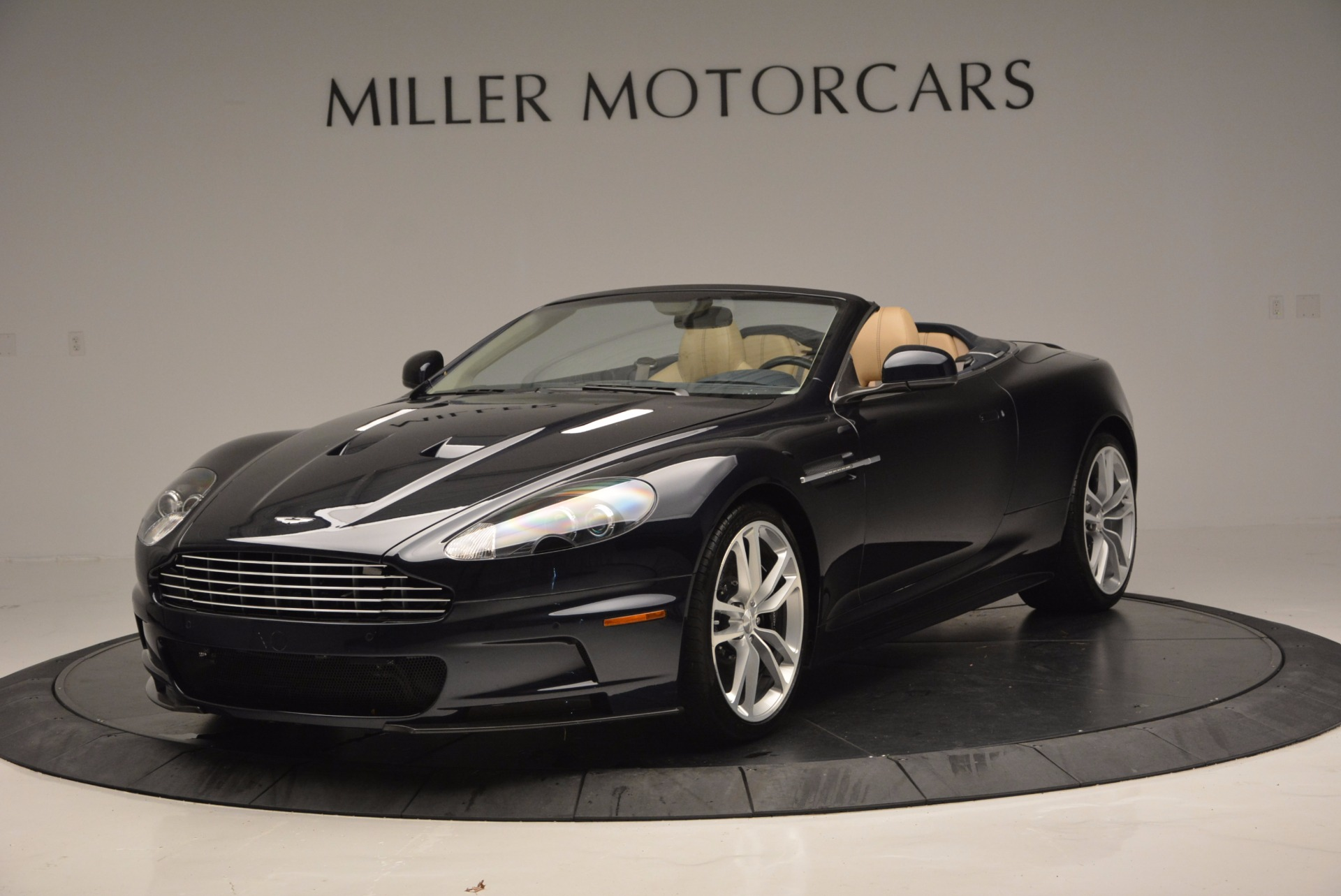 Used 2012 Aston Martin DBS Volante for sale Sold at Bugatti of Greenwich in Greenwich CT 06830 1