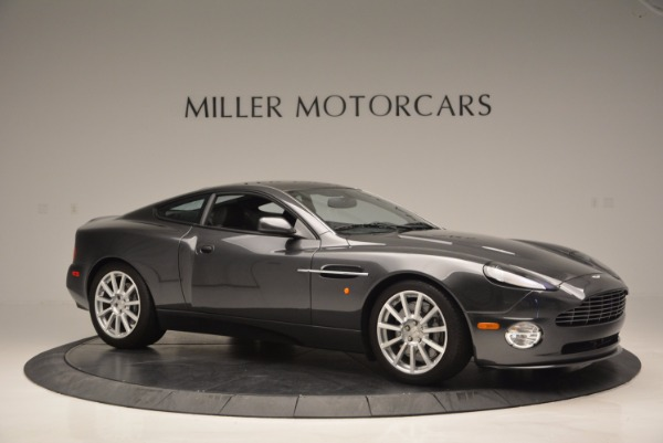 Used 2005 Aston Martin V12 Vanquish S for sale Sold at Bugatti of Greenwich in Greenwich CT 06830 10
