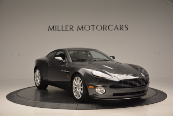Used 2005 Aston Martin V12 Vanquish S for sale Sold at Bugatti of Greenwich in Greenwich CT 06830 11