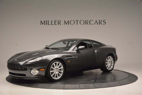 Used 2005 Aston Martin V12 Vanquish S for sale Sold at Bugatti of Greenwich in Greenwich CT 06830 2