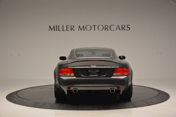 Used 2005 Aston Martin V12 Vanquish S for sale Sold at Bugatti of Greenwich in Greenwich CT 06830 6