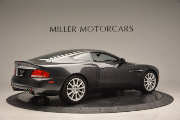 Used 2005 Aston Martin V12 Vanquish S for sale Sold at Bugatti of Greenwich in Greenwich CT 06830 8