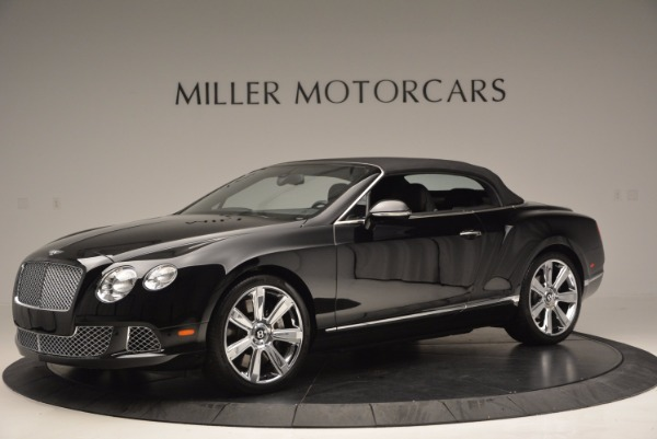 Used 2013 Bentley Continental GTC for sale Sold at Bugatti of Greenwich in Greenwich CT 06830 15