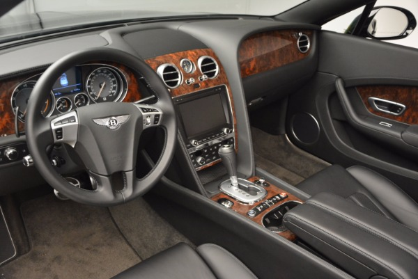 Used 2013 Bentley Continental GTC for sale Sold at Bugatti of Greenwich in Greenwich CT 06830 18