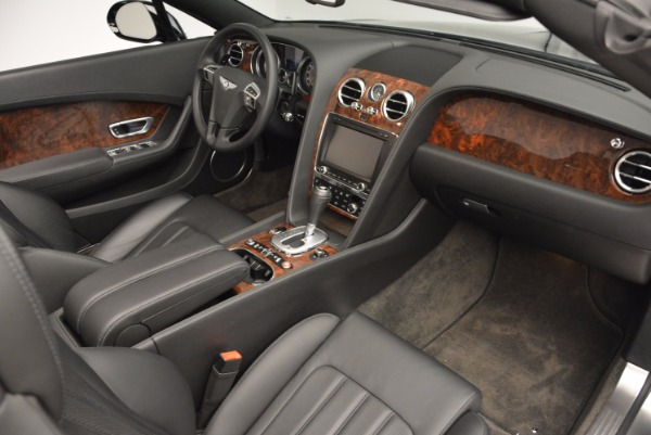 Used 2013 Bentley Continental GTC for sale Sold at Bugatti of Greenwich in Greenwich CT 06830 25