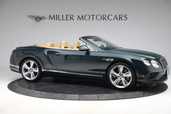 Used 2017 Bentley Continental GTC V8 S for sale Sold at Bugatti of Greenwich in Greenwich CT 06830 10