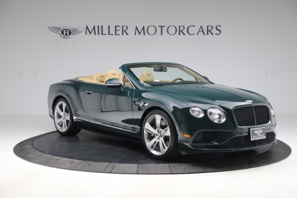 Used 2017 Bentley Continental GTC V8 S for sale Sold at Bugatti of Greenwich in Greenwich CT 06830 11