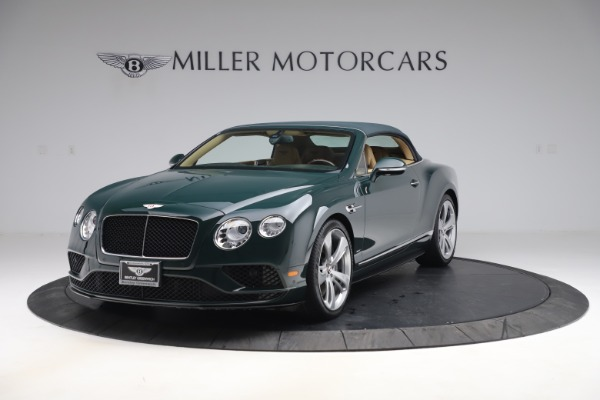 Used 2017 Bentley Continental GTC V8 S for sale Sold at Bugatti of Greenwich in Greenwich CT 06830 13