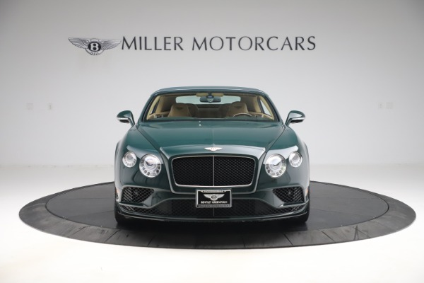 Used 2017 Bentley Continental GTC V8 S for sale Sold at Bugatti of Greenwich in Greenwich CT 06830 20