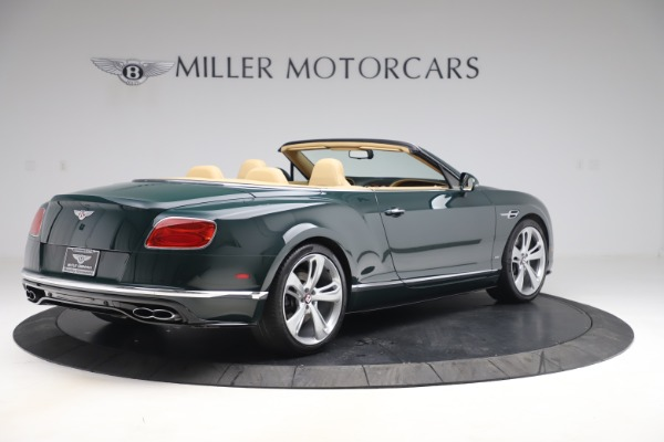 Used 2017 Bentley Continental GTC V8 S for sale Sold at Bugatti of Greenwich in Greenwich CT 06830 8