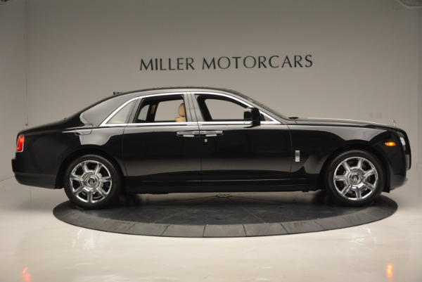 Used 2011 Rolls-Royce Ghost for sale Sold at Bugatti of Greenwich in Greenwich CT 06830 10