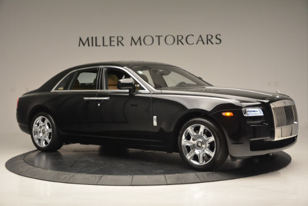 Used 2011 Rolls-Royce Ghost for sale Sold at Bugatti of Greenwich in Greenwich CT 06830 11