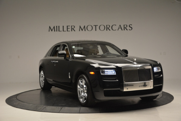Used 2011 Rolls-Royce Ghost for sale Sold at Bugatti of Greenwich in Greenwich CT 06830 12