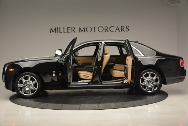 Used 2011 Rolls-Royce Ghost for sale Sold at Bugatti of Greenwich in Greenwich CT 06830 15