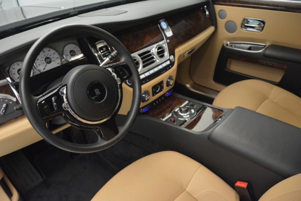 Used 2011 Rolls-Royce Ghost for sale Sold at Bugatti of Greenwich in Greenwich CT 06830 19