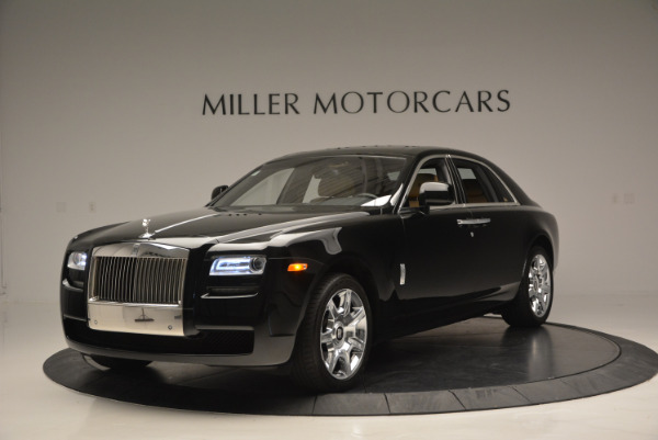 Used 2011 Rolls-Royce Ghost for sale Sold at Bugatti of Greenwich in Greenwich CT 06830 2