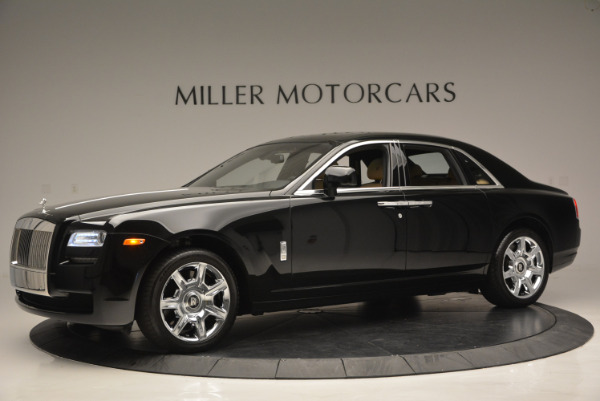 Used 2011 Rolls-Royce Ghost for sale Sold at Bugatti of Greenwich in Greenwich CT 06830 3