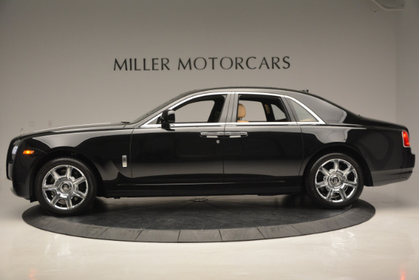 Used 2011 Rolls-Royce Ghost for sale Sold at Bugatti of Greenwich in Greenwich CT 06830 4