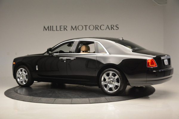 Used 2011 Rolls-Royce Ghost for sale Sold at Bugatti of Greenwich in Greenwich CT 06830 5