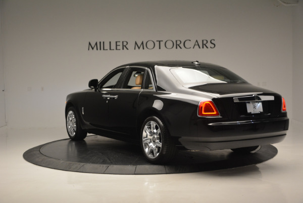 Used 2011 Rolls-Royce Ghost for sale Sold at Bugatti of Greenwich in Greenwich CT 06830 6