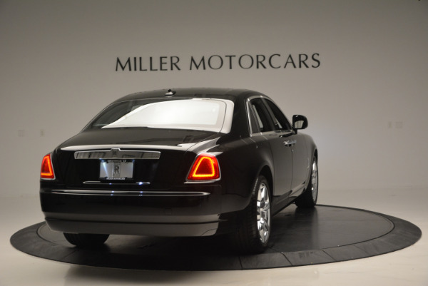 Used 2011 Rolls-Royce Ghost for sale Sold at Bugatti of Greenwich in Greenwich CT 06830 8