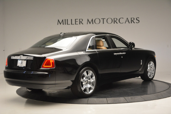 Used 2011 Rolls-Royce Ghost for sale Sold at Bugatti of Greenwich in Greenwich CT 06830 9