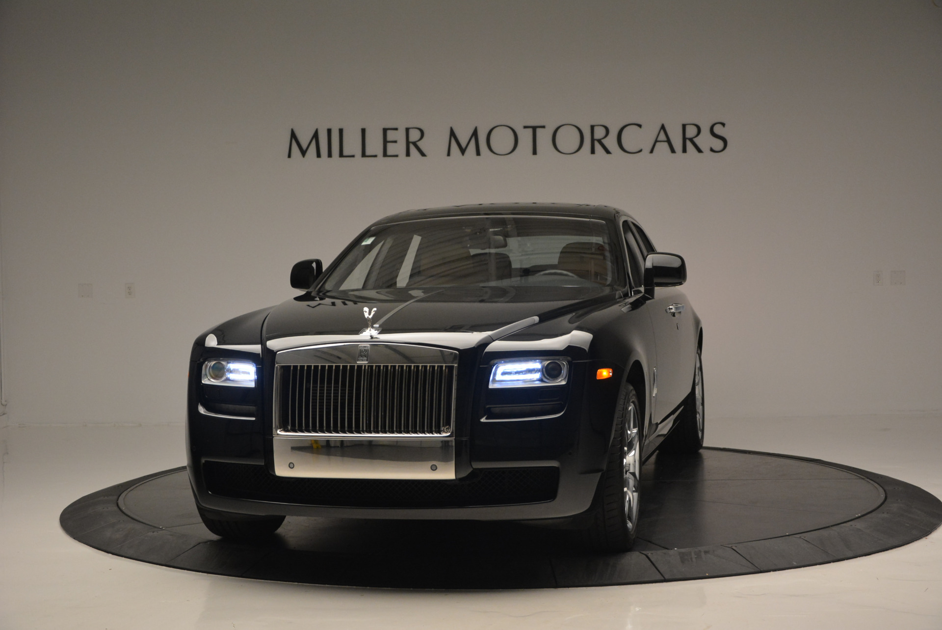 Used 2011 Rolls-Royce Ghost for sale Sold at Bugatti of Greenwich in Greenwich CT 06830 1