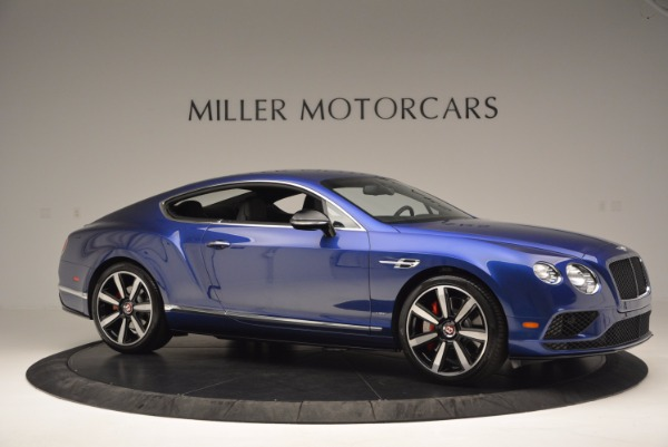 Used 2017 Bentley Continental GT V8 S for sale $144,900 at Bugatti of Greenwich in Greenwich CT 06830 10