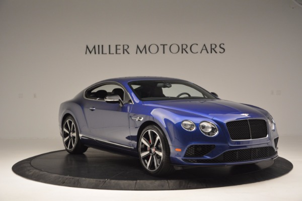 Used 2017 Bentley Continental GT V8 S for sale $144,900 at Bugatti of Greenwich in Greenwich CT 06830 11