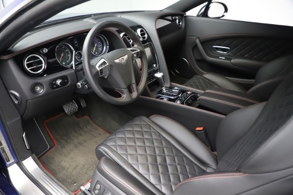 Used 2017 Bentley Continental GT V8 S for sale Sold at Bugatti of Greenwich in Greenwich CT 06830 15