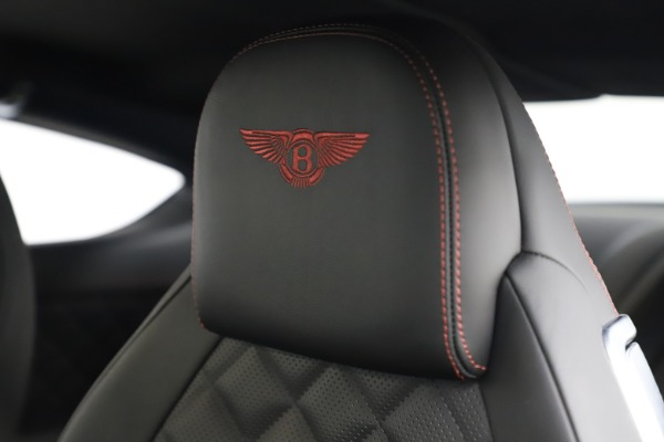 Used 2017 Bentley Continental GT V8 S for sale $144,900 at Bugatti of Greenwich in Greenwich CT 06830 18