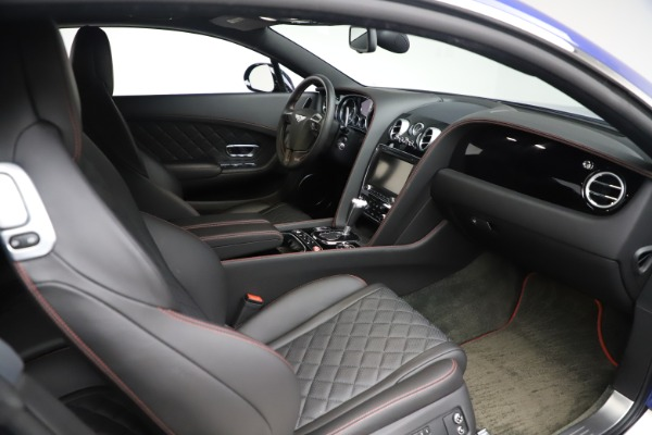 Used 2017 Bentley Continental GT V8 S for sale $144,900 at Bugatti of Greenwich in Greenwich CT 06830 20