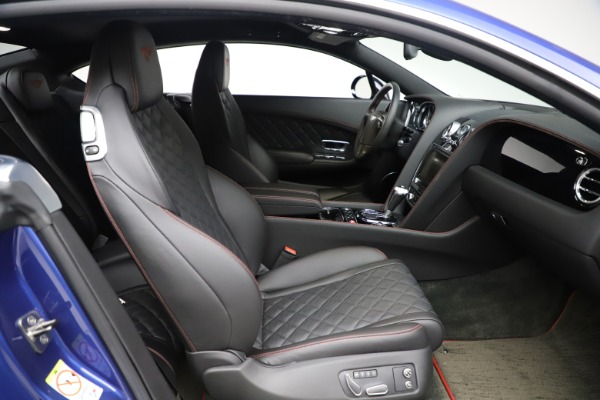 Used 2017 Bentley Continental GT V8 S for sale $144,900 at Bugatti of Greenwich in Greenwich CT 06830 21