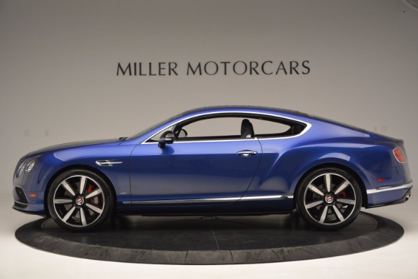 Used 2017 Bentley Continental GT V8 S for sale $144,900 at Bugatti of Greenwich in Greenwich CT 06830 3